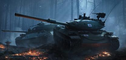 Medium tank, world of tanks, tank game