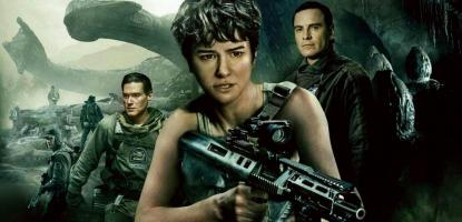 Alien: Covenant, Alien, Death, Survivors