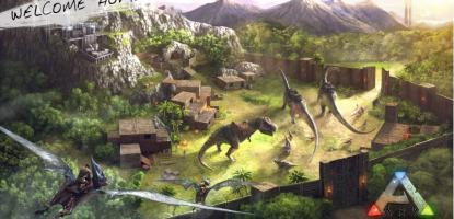 Best Dinos in Ark