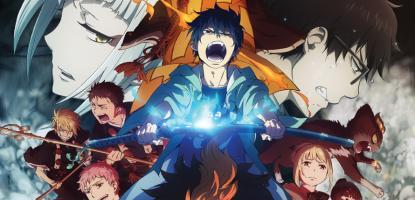 Best Fantasy Animes