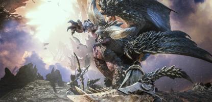 Monster Hunter, World, Iceborne, Weapons, Greatsword, Builds