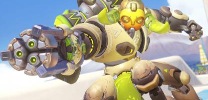 Overwatch Best Orisa Skins