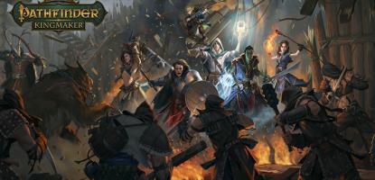 Games Like Pathfinder Kingmaker