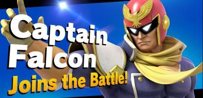 captain falcon, smash ultimate, combo guide