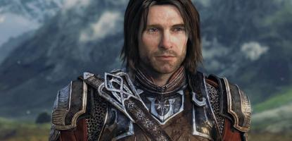 Protagonist from Middle Earth: Shadow of War and Middle Earth: Shadow of Mordor games, Talion.