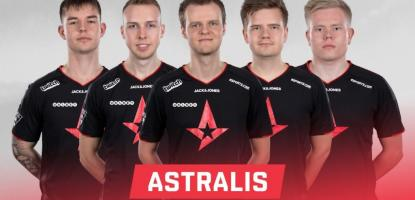 Team Astralis, the best team in the world