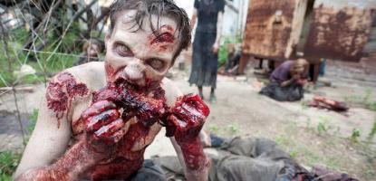 walking dead, amc, zombies, horror