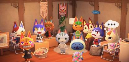 Animal Crossing: New Horizons Best Cat Villagers