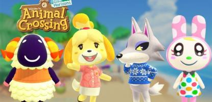 Animal Crossing: New Horizons Best Cranky Villagers