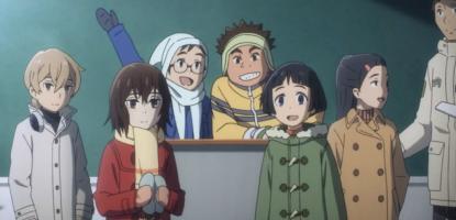 Top 5 erased episodes, 5 best episodes of erased, anime top 5 episodes of erased