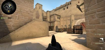 First Person best Viewmodel in CS:GO