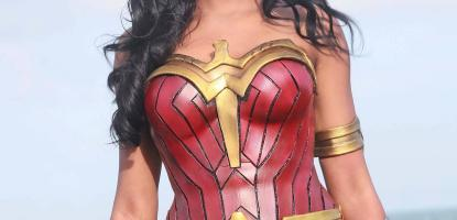 wonder woman, dc comics, cosplay, diana price