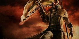 Fallout, Flag, Mask, Post-apocalyptic, Apocalypse, Game, RPG, Open world