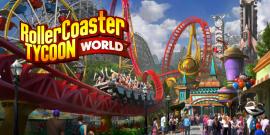 Roller Coaster Tycoon World Gameplay