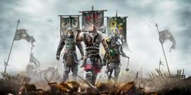 for honor game, medieval warfare, for honor, hack and slash, ubisoft