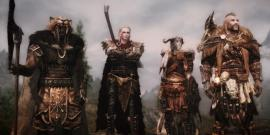Skyrim, Mods, Skyrim Mods, Immersive, Armor, Immersive Armor, Armors, Additional Items, Modding, Mods