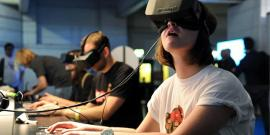 Oculus Rift Gaming VR Experience Virtual Reality