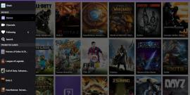 Twitch, Netflix, Hulu, HBO