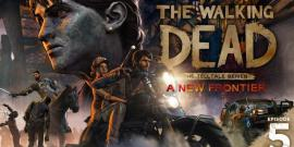 Walking Dead, Telltale, New Frontier, finale