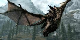 skyrim, elder scrolls, dragonborn, dawnguard, rpg, remastered 2106, dragon, Dovahkiin