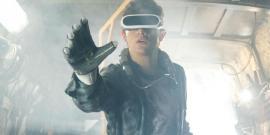New Steven Spielberg Movie, Tye Sheridan, Ready Player One