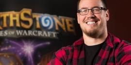 Former Hearthstone game director Ben Brode