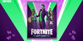Warner Bros. partners with Epic Games to release Fortnite: The Last Laugh Bundle