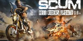Scum Announces Slick New Ride and a Double-Barrel Shotgun