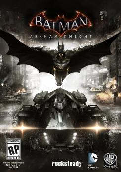 Batman: Arkham Knight game rating