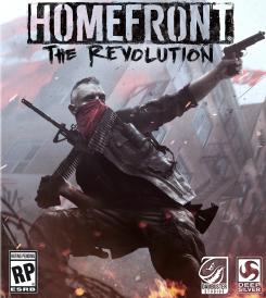 Homefront: The Revolution game rating