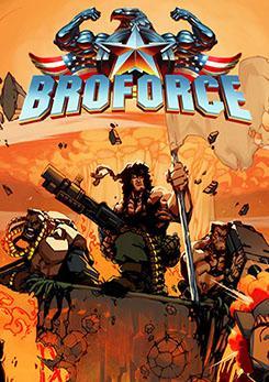 BroFORCE game rating