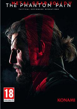 Metal Gear Solid V: The Phantom Pain game rating