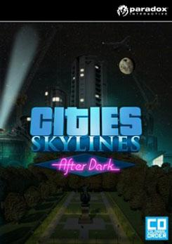 Cities: Skylines - After Dark game rating