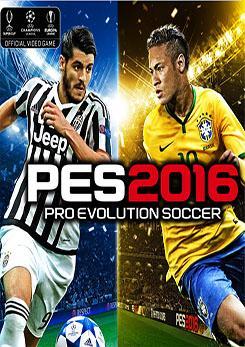 Pro Evolution Soccer 2016 game rating