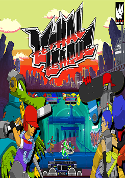 Lethal League game rating