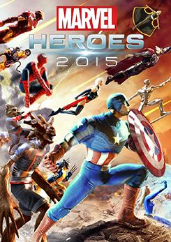 Marvel Heroes 2015 game rating