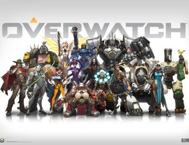 Overwatch, FPS, Hacking, Esports