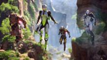 Jetpacks will only be a part of the exploration of Anthem's world.