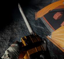The Chainsaw is one of the most efficient weapons to use in the caves in The Forest.