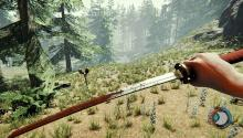 The Katana is one of the fastest melee weapons in The Forest.