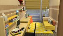 Check out how you can customize dorms in the Sims 4!
