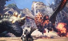 Become the ultimate monster hunter in Monster Hunter: World.