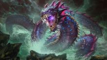 The World Serpent Jormungandr