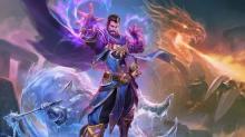 The Master Wizard Merlin