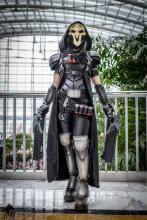 Real-life Reaper here is amazing!