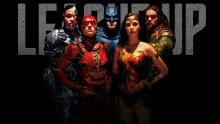 Ben Affleck, Henry Cavill, Gal Gadot, Ezra Miller, Jason Momoa y Ray Fisher team up for the Justice League.