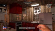 Explore an abandoned house for resources and anything that can be made into a weapon.