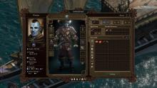 Pillars of Eternity II character screen