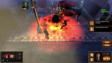 Vigilantes Explosion