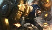 This skin seems odd for Braum's character, a warm hearted protecter.